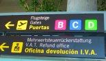 BestAndWorstOfGermany long German words Mehrversteuerrueckerstattung Malaga airport Flughafen